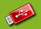 Was mit alten USB-Sticks machen? Spenden!
