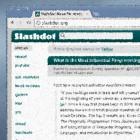 Wie überlebt ein WordPress-Blog den Slashdot-Effekt?