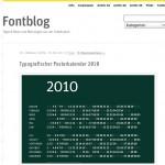 Fontblog