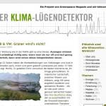 Der Klima-Lügendetektor