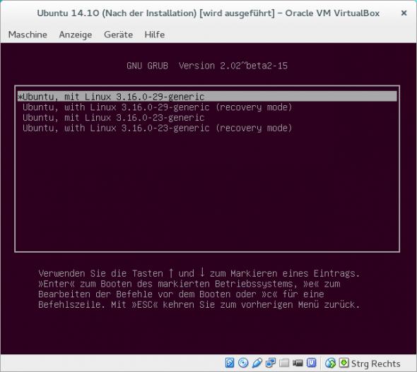 Im Laufe der Zeit sammeln sich auf einem Ubuntu-System zahlreiche Kernel an.