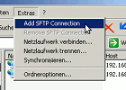 Mit Swish SSH/SFTP transparent in Windows einbinden