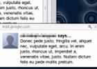 Google Mail zeigt nun HTML5 Benachrichtigungen an