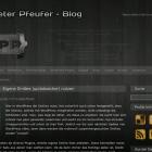 H.-Peter Pfeufer Blog