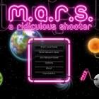 M.A.R.S – a ridiculous shooter, OpenSource Arcade im Stile von Asteroids