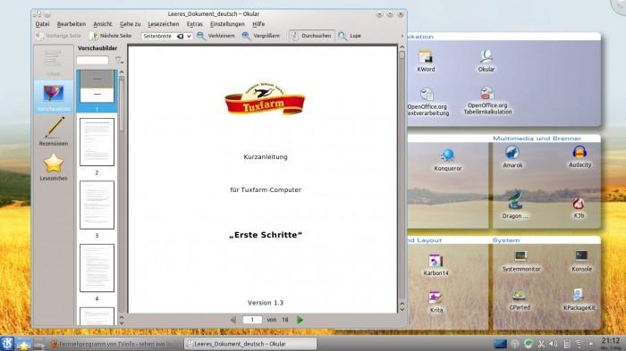 Das Einsteiger-Handbuch von Tuxfarm