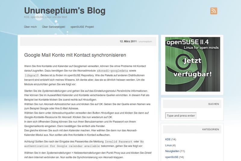Ununseptium's Blog