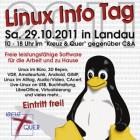Linux Info Tag der LUG Landau/Pfalz am 29.10.