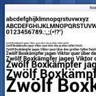 Der neue Roboto-Font aus Android 4.0 aka Ice Cream Sandwich