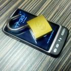 HTC Desire auf Debian Wheezy 64-Bit mit Revolutionary rooten