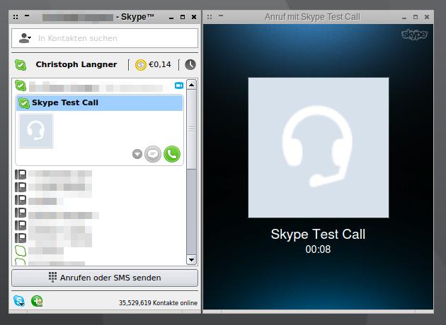 skype telefonieren kostenlos