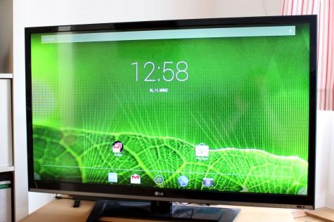 Mit Odroid oder anderen Android-TV-Sticks bringt man Android auf den Fernseher.