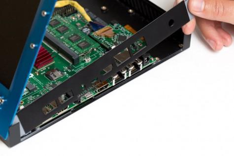 Die Platine des Novena wurde als Open-Hardware entwickelt, die Schaltpläne lassen sich aus dem Netz laden. (Bildquelle: Crowd Supply)