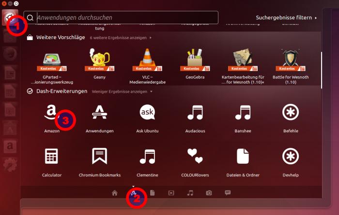 Alternativ lassen sich die Dash-Plugins auch gezielt abschalten.