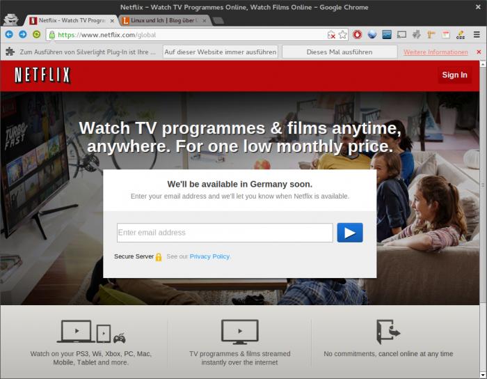 Netflix startet noch dieses Jahr in Deutschland -- endlich!
