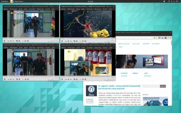 Die Live-Streams zum letzten Vorrundenspiel Deutschlands bei der WM im VLC.