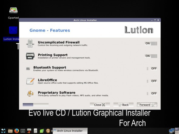 evo-lution-arch-linux6