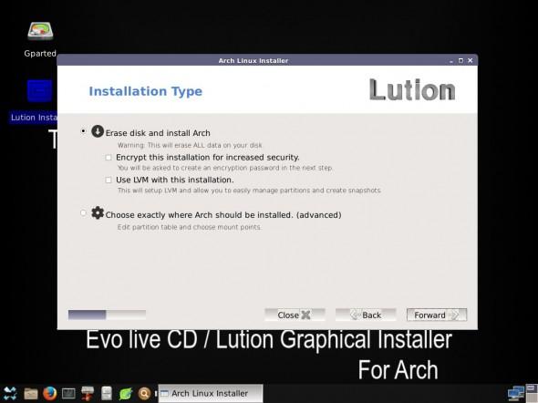 evo-lution-arch-linux7