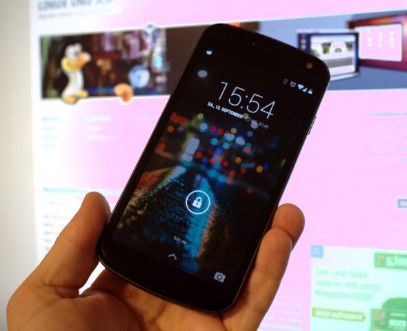 CyanogenMod wird Android L auf die europäische GSM-Version (Maguro) des Galaxy Nexus bringen.