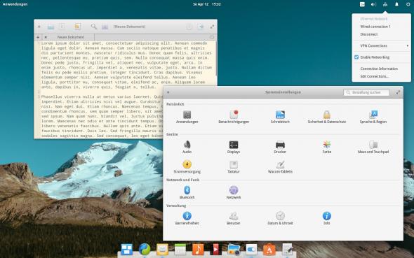 Den Editor Sratch entwickelt Elementary OS in eigener Regie.