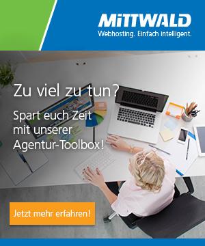 Mittwald: Webhosting. Einfach intelligent.