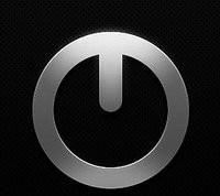Rechner abschalten beim Drücken auf den Power-Button