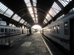 Karlsruhe Bahn Bahnhof