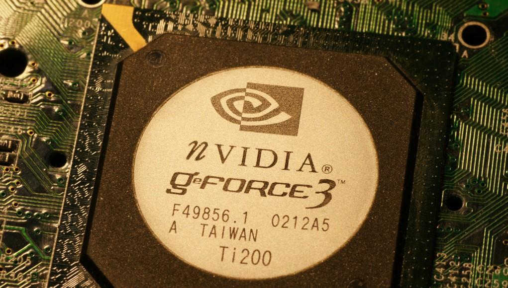Nvidia Grafikkarte Chip