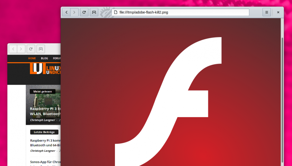 Adobe Flash Browser