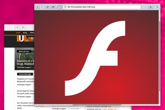 Adobe Flash Browser