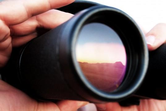 Fernglas Spyglass