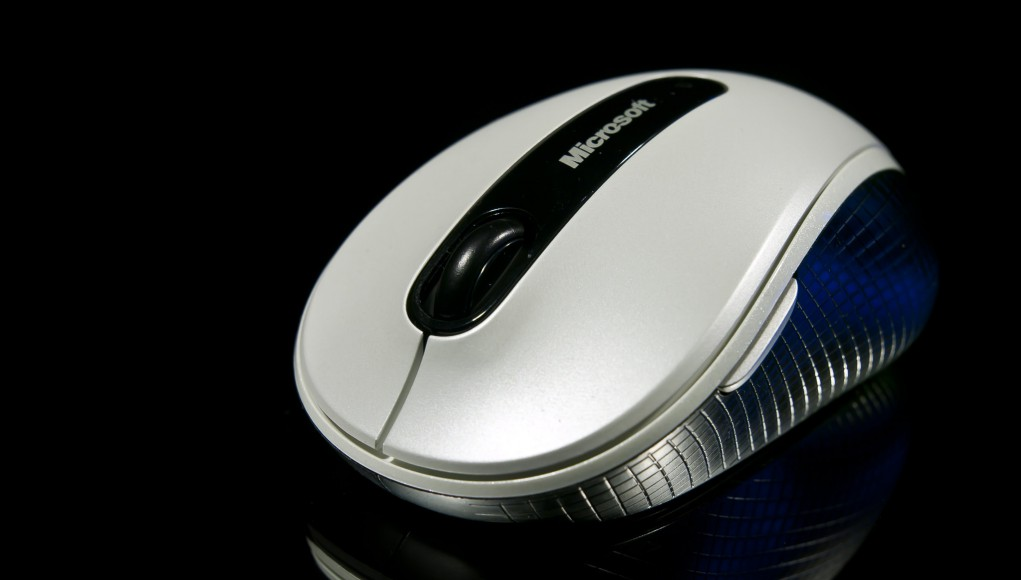 Wireless Mouse Maus