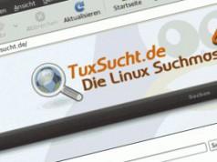 Ein kleines Projekt... TuxSucht.de