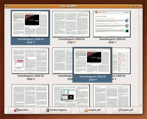PDF-Shuffler