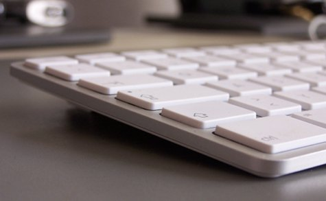 Die Apple Tastatur