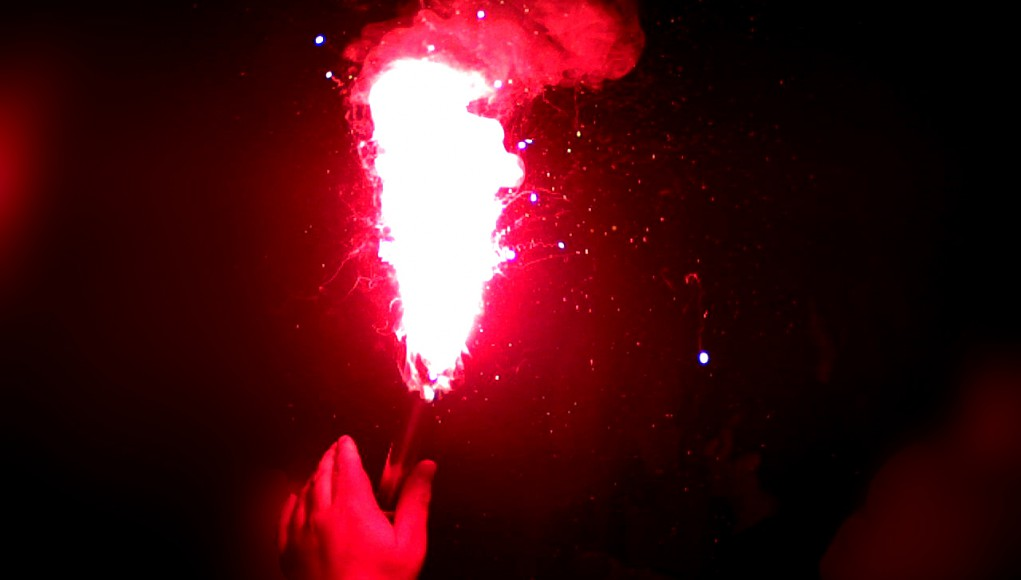 Bangalo Feuer Fire