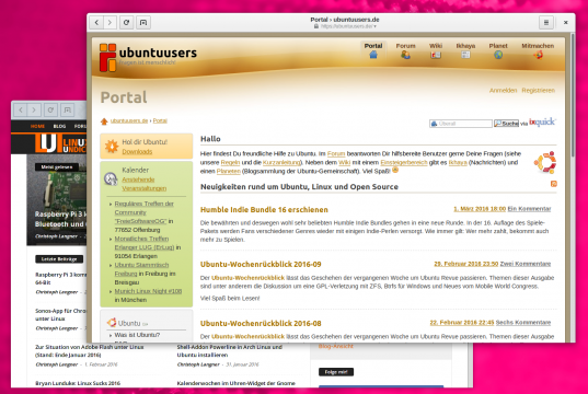 Ubuntuusers Community