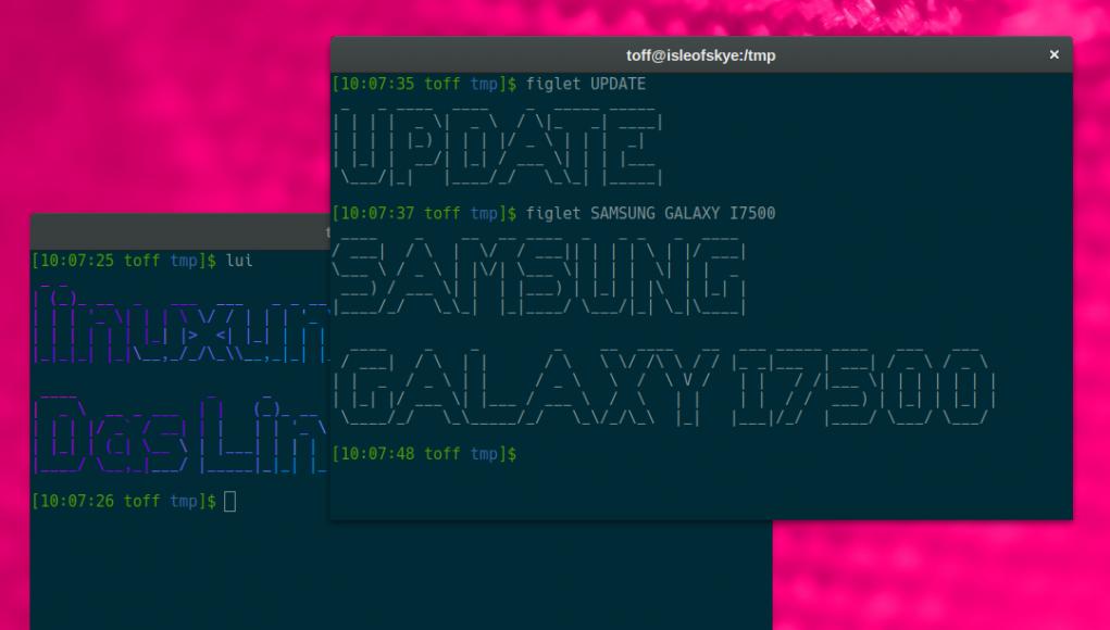 Update für Samsung Galaxy I7500