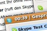 Skype-Anrufe über einen Klick im Browser starten