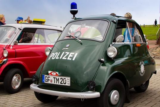 Polizei Oldtimer