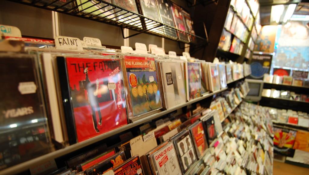 Record Store Plattenladen