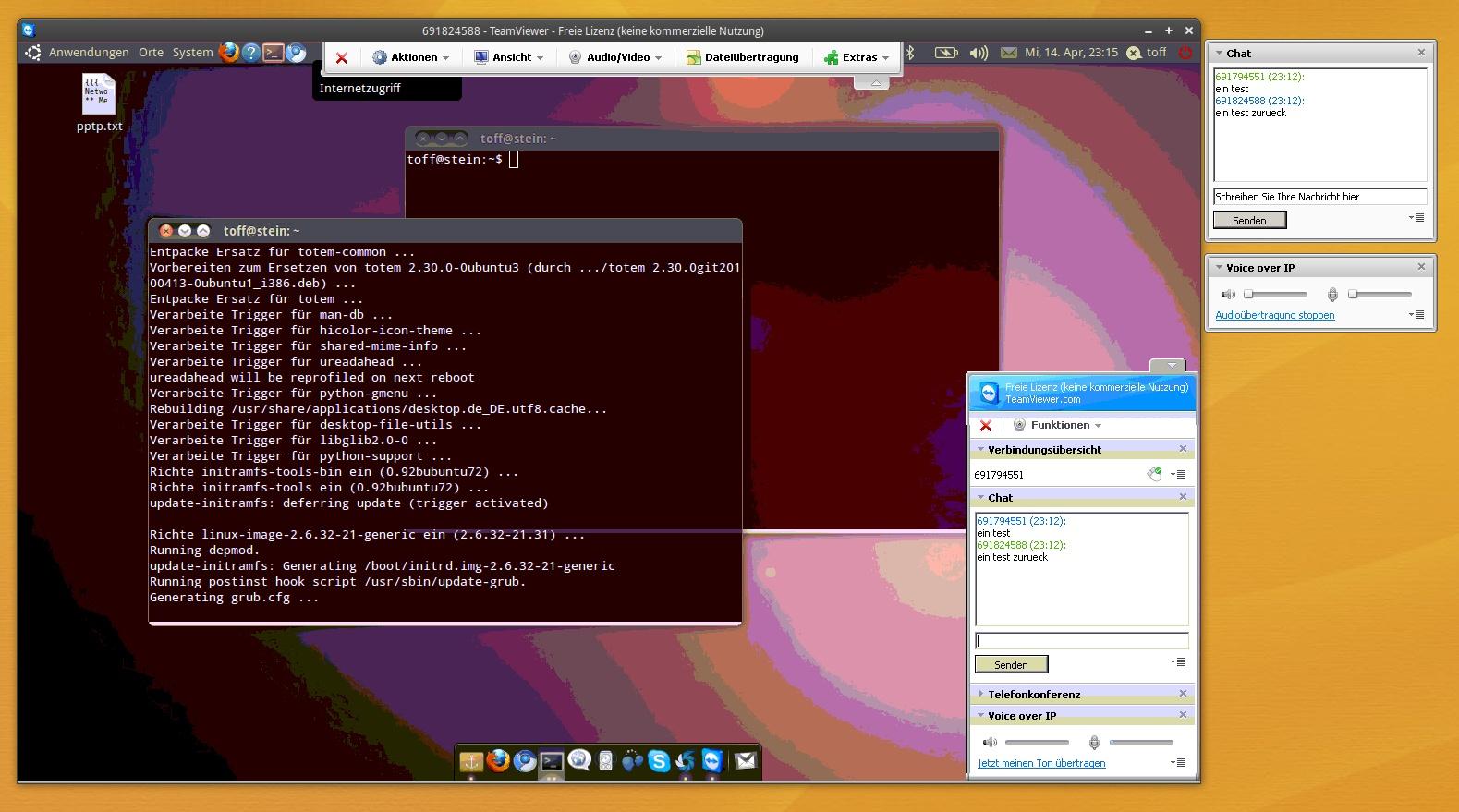 TeamViewer für Linux als Beta veröffentlicht › Linux und Ich