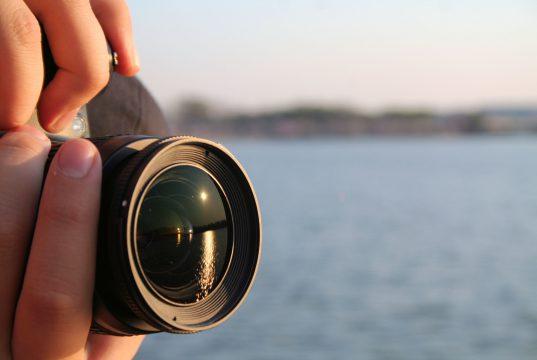 Photographer's Reflection