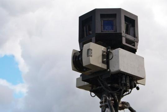 Google Streetview Kamera