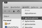 Equinox-Theme mit Faenza-Icons für GNOME