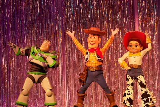 Toy Story Debian