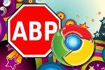 Adblock Plus für Google Chrome/Chromium