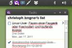 Google Mail Tasks als Applikation im Fenster