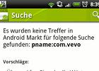 Der MarketEnabler ermöglicht die Installation von Apps, die im deutschen Android-Market nicht gefunden werden können