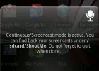 Android-Screencasts mit ShootMe 0.8 erstellen